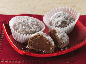 Chocolate&#32;Snowballs