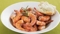 Skillet Barbecue Shrimp Recipe