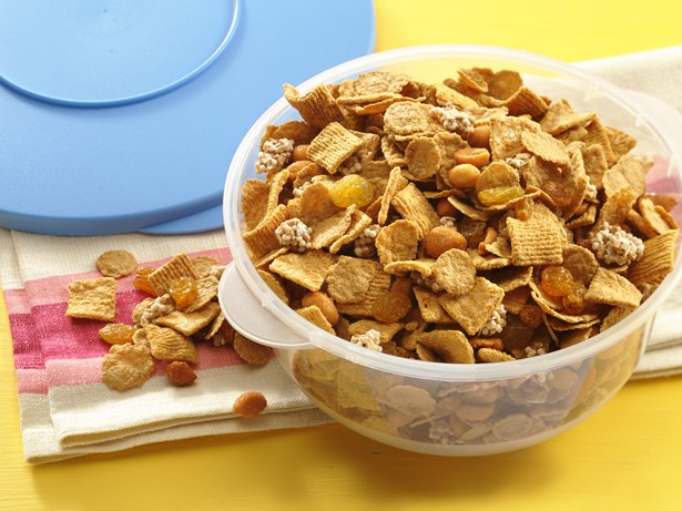 Fiber One Graham Snack Mix