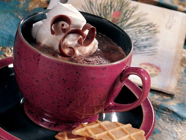 Creamy Chocolate Almond Coffee