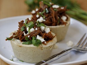 Tamale Cups