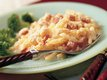 Ham and Swiss Cheese Potato Bake