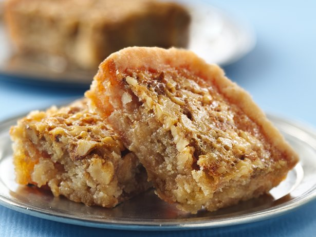 Maple-Walnut Pie Bars