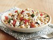 Chick Pea, Feta and Orzo Salad