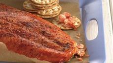 Smoked Brined Salmon Recipe