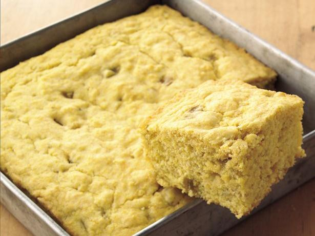 Corn Bread with Chiles