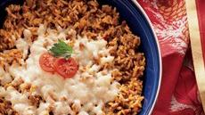 Spanish Rice Skillet Meal Recipe