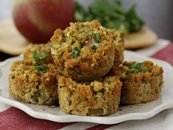 Stuffing Muffins