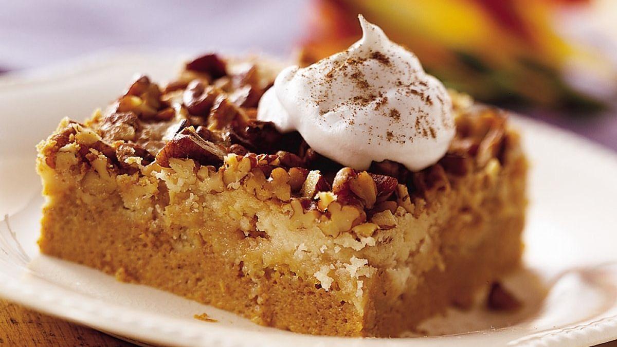 Betty Crocker Ca Butter Pecan Cake