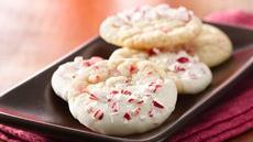 Double Peppermint Crunch Cookies Recipe