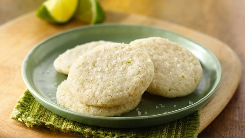 Salted Margarita Cookies