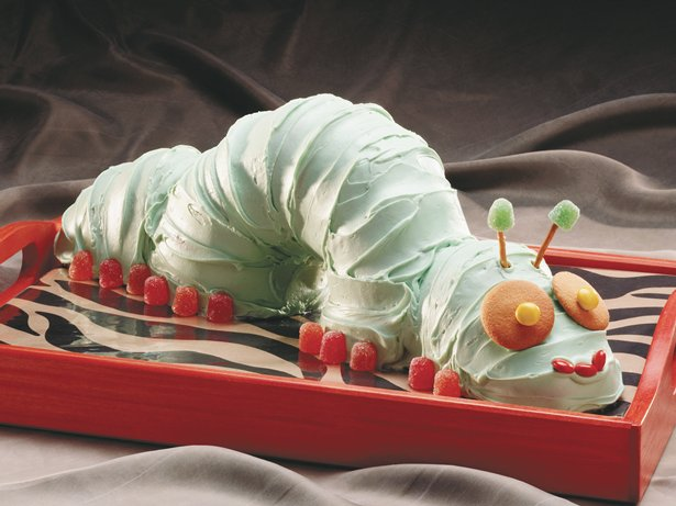 Inchworm Cake