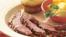 Grilled Jerk Flank Steak Recipe