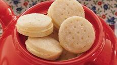 Tea-Time Lemon Sandwich Cookies Recipe