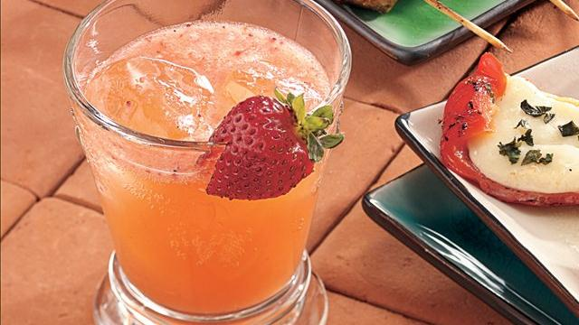 Strawberry Sangría