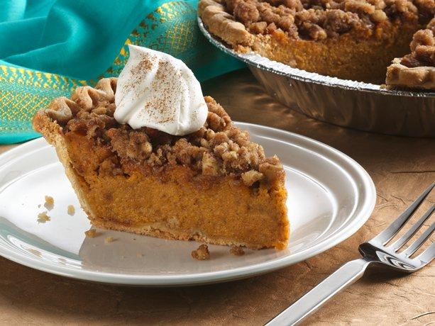 ... Hey Sweetie Pie! This cinnamon streusel sweet potato pie ...
