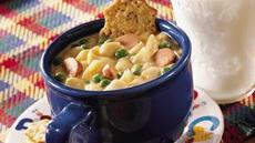 Mac n Cheese Soup Recipe