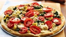 Rustic Chicken Pizza Recipe