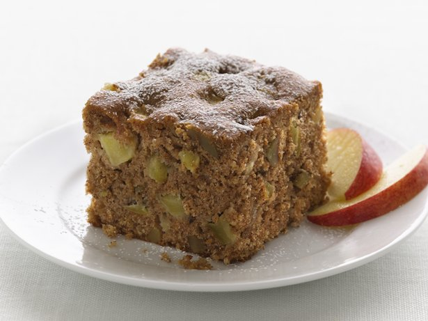 Healthified Fresh Apple Cake