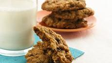 Whole Grain Chocolate Chip Cookies Recipe