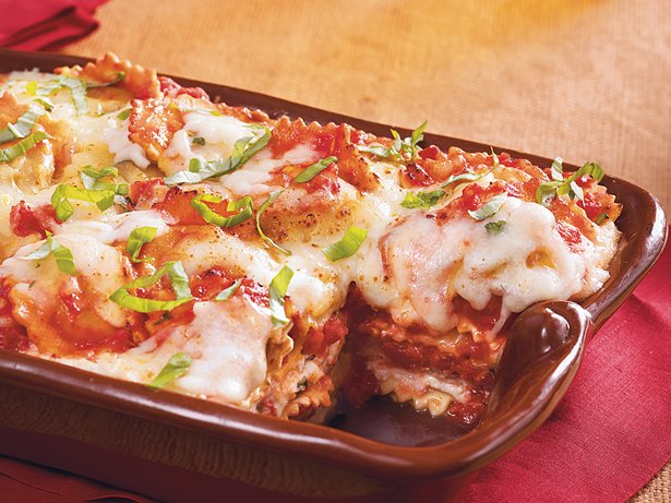 Ravioli Lasagna