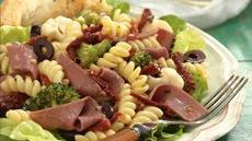 Deli Vegetable and Beef Salad Recipe