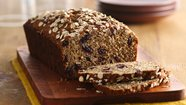 Blueberry Almond Brown Bread