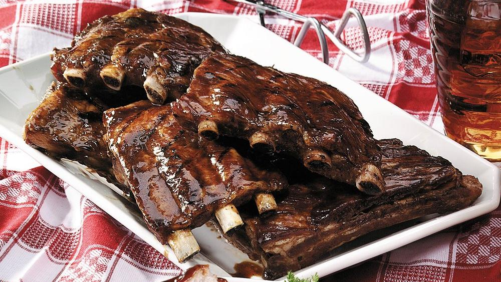 Head-Start Pork Loin Ribs