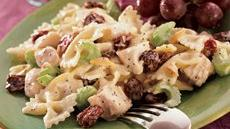 Dried Cherry-Nut Chicken Pasta Salad Recipe