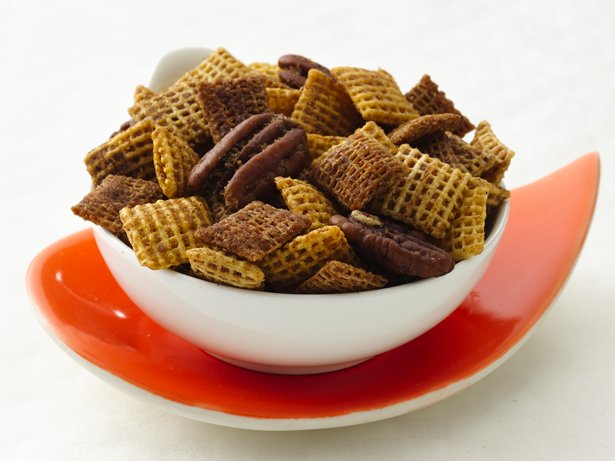 Chex Pumpkin Pie Crunch