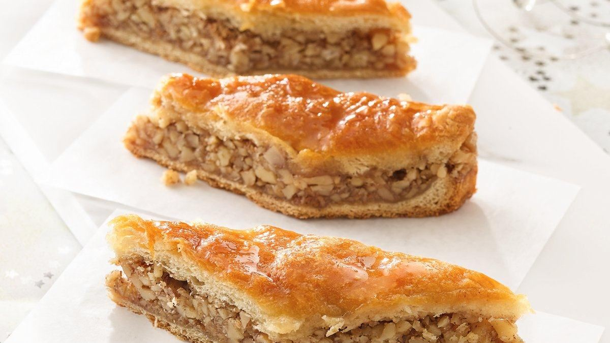 Quick Crescent Baklava - Life Made Delicious