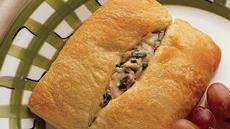Cashew Chicken Crescent Sandwiches Recipe
