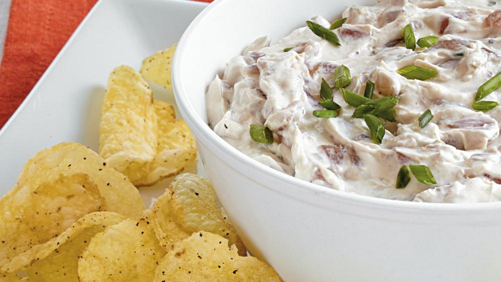 Caramelized Onion Dip recipe from Pillsbury.com