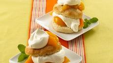 Grands!® Easy Peach Shortcakes Recipe