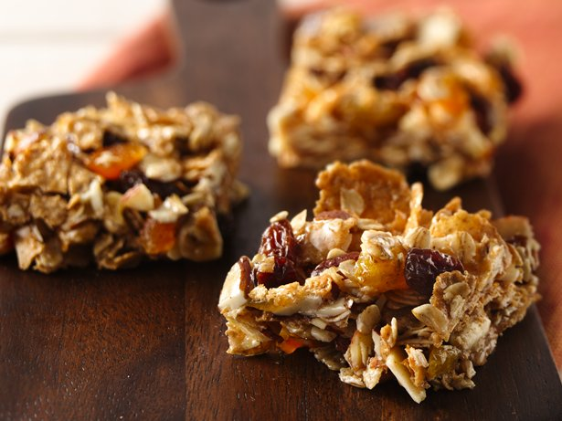 Take-Along Oatmeal Bars