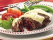 Personal Pizza-Stuffed Grilled Meat Loaves