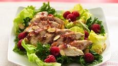Grilled Raspberry-Chipotle Chicken Salad Recipe