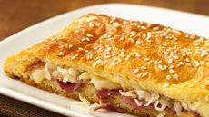 Easy Reuben Sandwich Slices Recipe