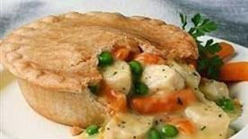 Curry Chicken Pot Pie recipe - from Tablespoon!