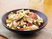 Rotini with Chicken, Asparagus and Tomatoes