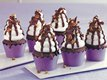 Mile High Rocky Road Cupcakes