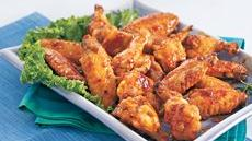 Cinco de Mayo Glazed Chicken Wings Recipe