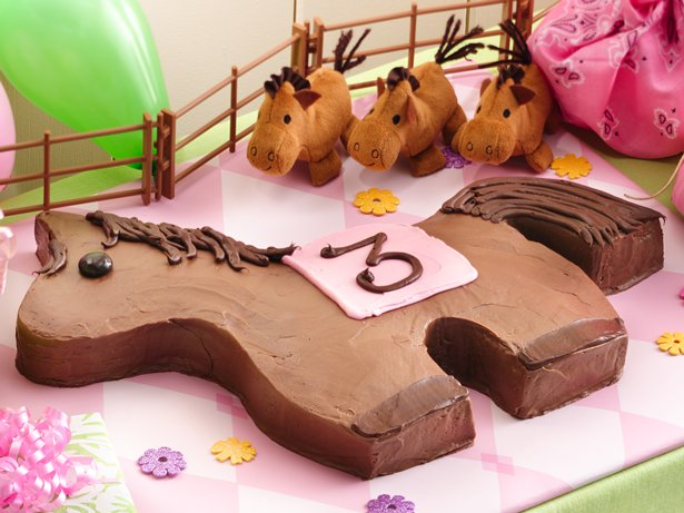Pony Cake