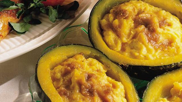 Twice-Baked Squash