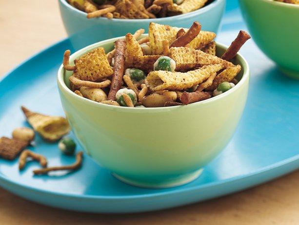 Image of Asian Snack Mix (1/2 Recipe), Betty Crocker