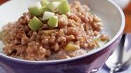 Fruit and Spice Oatmeal