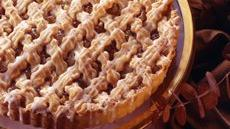 Apple Nut Lattice Tart Recipe