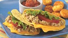 Cheeseburger Tacos Recipe