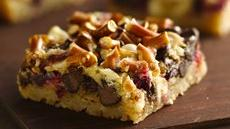 Cranberry Layer Bars Recipe