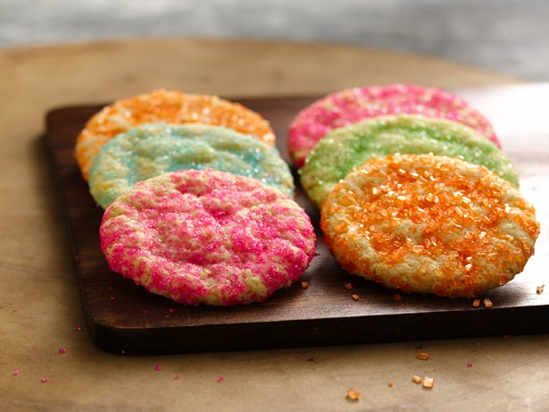 Gluten Free Cake Mix Sugar Cookies